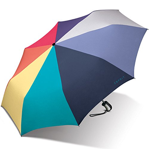 Esprit Regenschirm Easymatic Mix Color