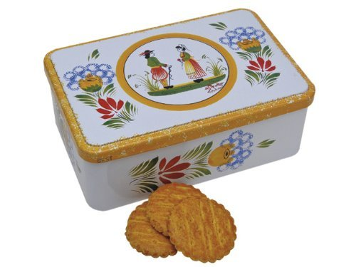 Butter Biscuits from Brittany (Galettes de Bretagne) by La Trinitaine 12.35 oz.