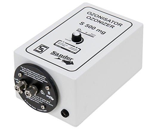 Sander Ozongenerator S-500, 500mg/h, max. Teich 10m³, Ozon Ausgang 6mm
