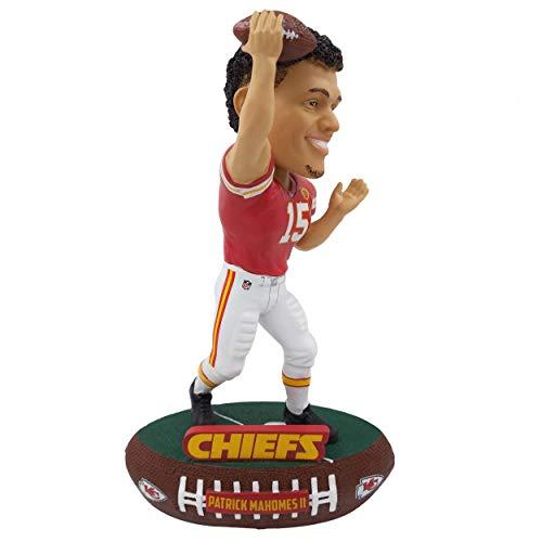 FOCO Patrick Mahomes Kansas City Chiefs Baller Special Edition Bobblehead NFL