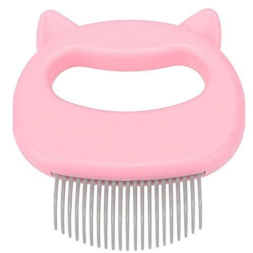 DALADA Peines para mascotas, gatos, perros, para eliminar nudos y masajes, para el cuidado del pelaje, depilación, limpieza, 10 cm