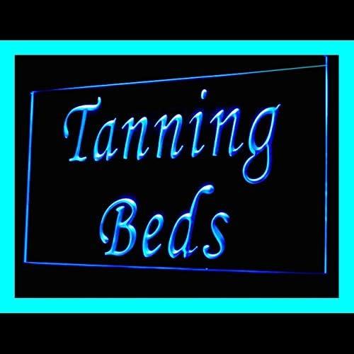 160100 Tanning Bed Salon Bombing new work Sun Bath Skin Display LED Light Healthy Virginia Beach Mall