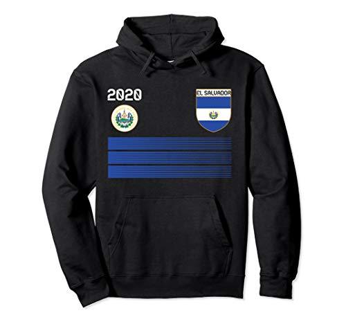 El Salvador Fußballtrikot 2020 Salvadorean Fußbal Pullover Hoodie