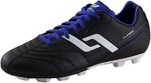Pro Touch Herren Classic Hg Fußballschuhe, Schwarz Black Blue 904, 46 EU