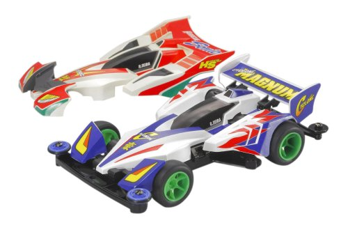 Mini 4WD-Victory Magnum Kit TAM94620 [Toy] (japan import)