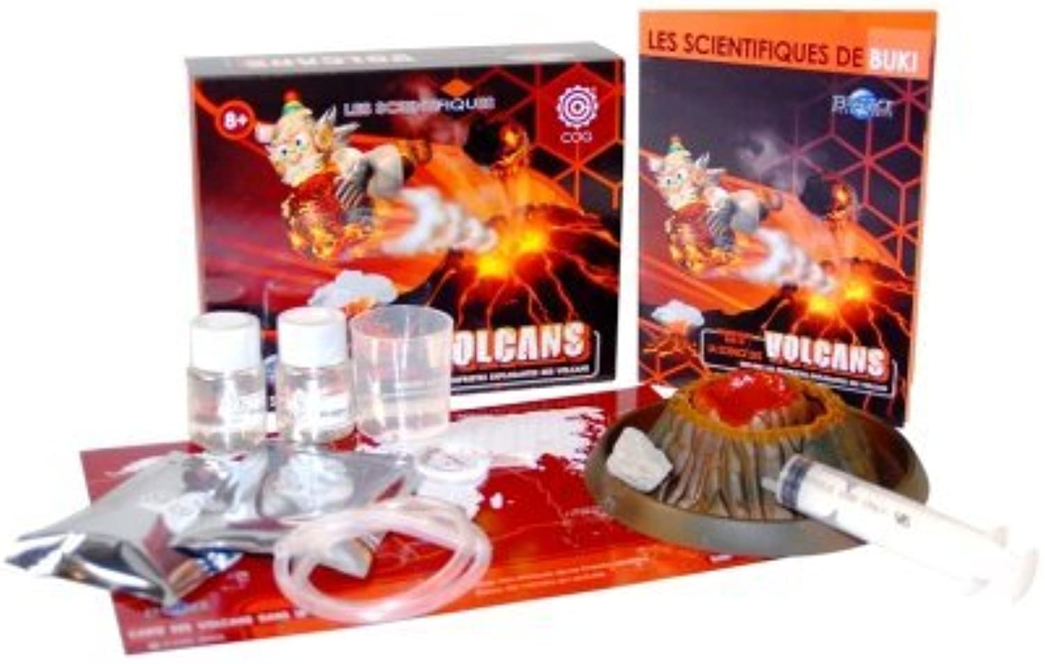 Volcano Science Kit by TEDCO