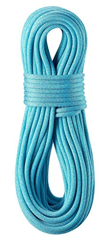 EDELRID Boa 9.8mm Dynamic Climbing Rope - Blue 60m