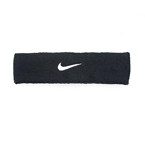Nike Headband Swoosh Black/white