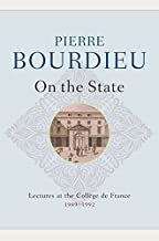 By Pierre Bourdieu - On the State (2015-02-24) [Hardcover]