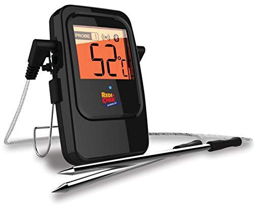 Maverick ET7–35,digitales Thermometer zum Kochen, mit Bluetooth 4.0,für iOS und Android, toll zum Grillen, Kochen und im Ofen
