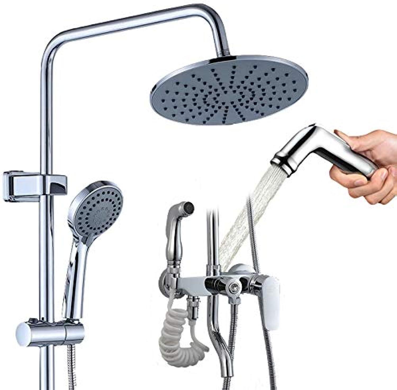 Hochdruck wassersparend Handbrause, kann angehoben und mit Druck beaufschlagt werden, eignet sich für Familien und für das High-End-Hotel