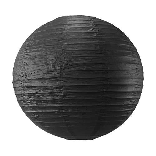 SKYLANTERN Boule Papier 50 cm Noir