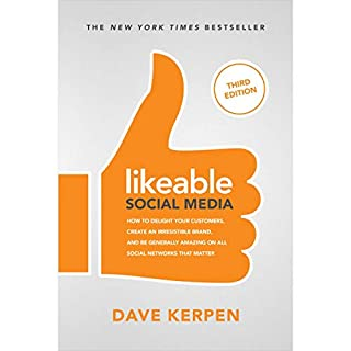 Likeable Social Media, Third Edition cover art