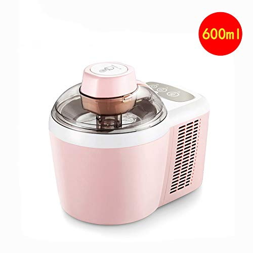 Intelligente ijsmachine voor huishoudelijk gebruik ijsmachine voor kleine kinderen 1,3 pint autorapsezel PINK