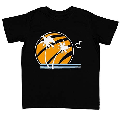 Metera Los Último De Nosotros Ellie Camisa Chicos Chicas Unisexo Negro Camiseta Unisex T-Shirt Kids