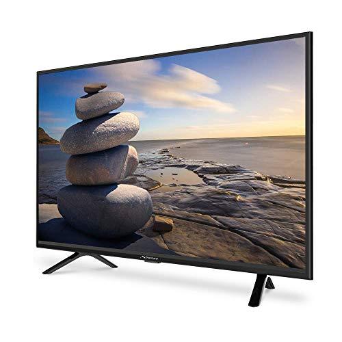 Strong SRT32HC4043 HD LED TV, 80 cm, 32 Zoll, Triple Tuner (DVB-T2 HEVC265/C/S2), 60 Hz, Dolby Audio Digital, HDMI x2, USB Multimedia, Optic, CI+, kompatibel mit FRANSAT
