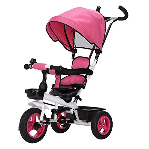 Best Prices! Jiji Baby cart Baby Stroller 1-3 Year Old Baby Carriage 2-6 Years Old 3 Wheeled Vehicle...
