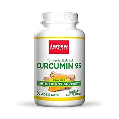 Jarrow Curcumin 95 (500mg, 60 Capsules) from Jarrow Formulas