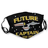 Chhome Future Capitán Unisex Variedad Cara Bufanda Cuello Leggings A Prueba de Viento Bufanda Turbante Pasamontañas Deportes