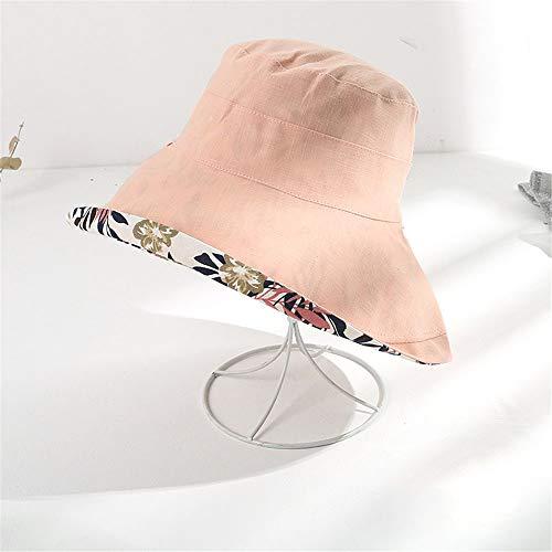 LZMZ2222 Hoed vrouwelijke zomer visser hoed zonnehoed zonneklep deksel gezicht vouwen Japanse wastafel cap
