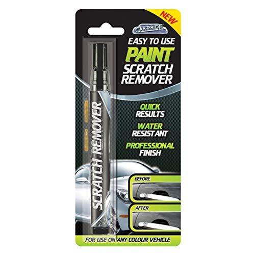 Car-Pride - Boligrafo anti rayones pintura - Para uso en vehículos de cualquier color
