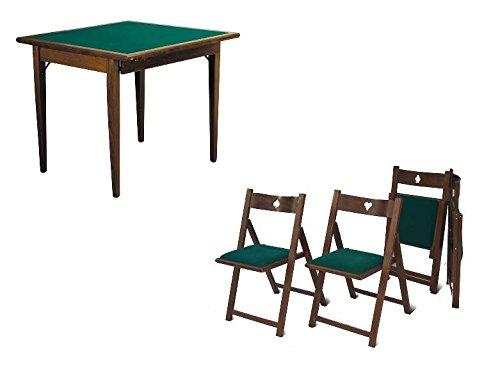 Set Tavolo e sedie da Gioco