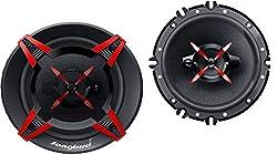 Songbird 6 Inch 280W Max 3 Way SB-B16-42 N Coaxial Car Speaker,SABBY ELECTRONICS