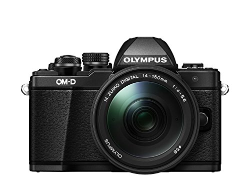 Olympus OM-D E-M10 MARK II 14-150 / 4.0-5.6 M.zuiko Digital ED II Appareils Photo Numériques 17.2 Mpix