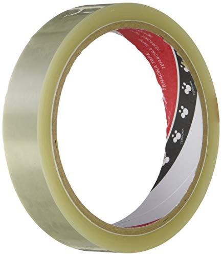 TERAOKA フィルムマスキングテープ 透明 総厚0.034X幅20mmX長さ50m No.603#25
