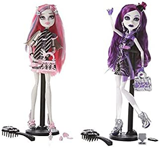 Monster High Ghouls Night Out Rochelle Goyle and Spectra Vondergeist Dolls