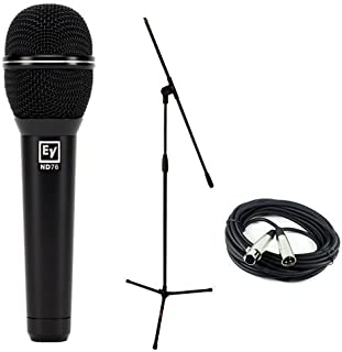 Electro-Voice ND76 Dynamic Cardioid Vocal Microphone with...