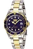 Invicta 8935 Pro Diver Unisex Uhr Edelstahl Quarz blauen Zifferblat