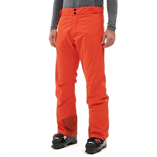 Eider Edge, Pantaloni da Sci Uomo, Dark Orange, 38