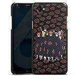 DeinDesign Coque Compatible avec LG Q6 Plus Étui Housse Akatsuki Naruto Shippuden Produit sous...