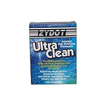 Zydot Ultra Clean Detox Shampoo & Conditioner Kit