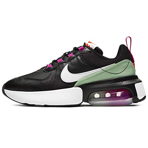 Nike Ci9842-001 - Zapatillas de running para mujer, Negro (Negro/Summit Blanco/Rosa Fuego/Hyper Crimson/Pistacho Frost), 37 EU