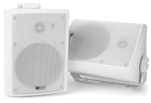 Power Dynamics WS40A Conjunto altavoces WiFi 100W (Blanco)