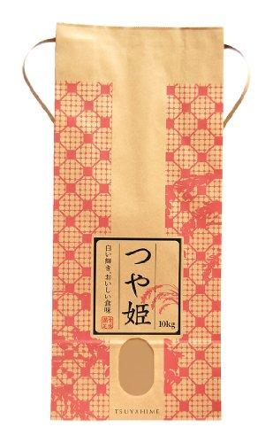 マルタカ クラフト つや姫 稲と格子(いねとこうし) 10kg用紐付 20枚セット KH-0018
