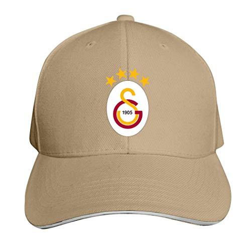 Galatasaray Casquette Hat Neutral Verstellbar Truck Driver Cap, Herren, 457PLTW-BG3-SDV, natur, Einheitsgröße