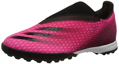 adidas X GHOSTED.3 LL TF, Zapatillas de fútbol Hombre, ROSSHO/NEGBÁS/NARCHI, 44 EU