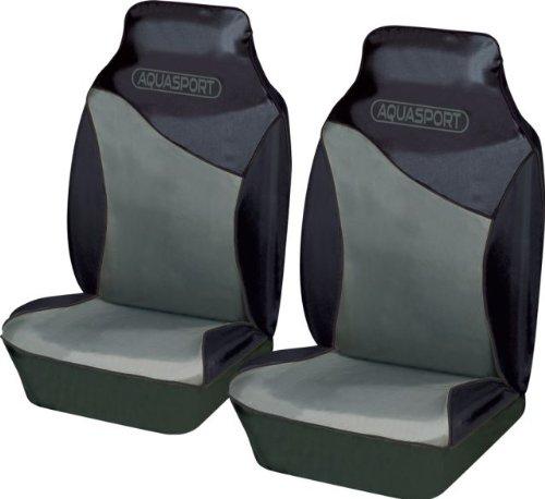 Suzuki Grand Vitara Aquasport – Fundas para asiento delantero de coche (1 par) Tear resistente tej