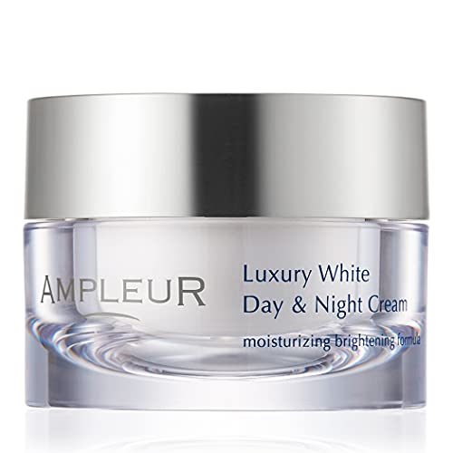 AMPLEUR(アンプルール)ラグジュアリーホワイト美白クリーム『薬用デイ&ナイトクリーム』医薬部外品