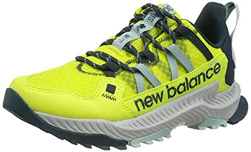 New Balance WTSHAV1, Zapatillas para Carreras de montaña Mujer, Sulphur Yellow, 40 EU