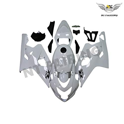 05 gsxr 600 side fairings - 1
