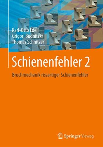 Schienenfehler 2: Bruchmechanik rissartiger Schienenfehler (German Edition)