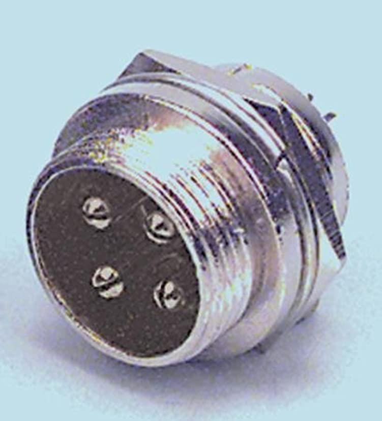 オズワルドとしてソロMic Connector - 4 Pin Jack [並行輸入品]
