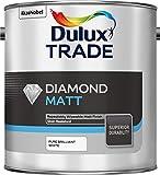 Dulux Trade Diamond Matt PBW 2.5L