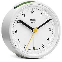 Braun BNC012WHWH White Alarm Clock