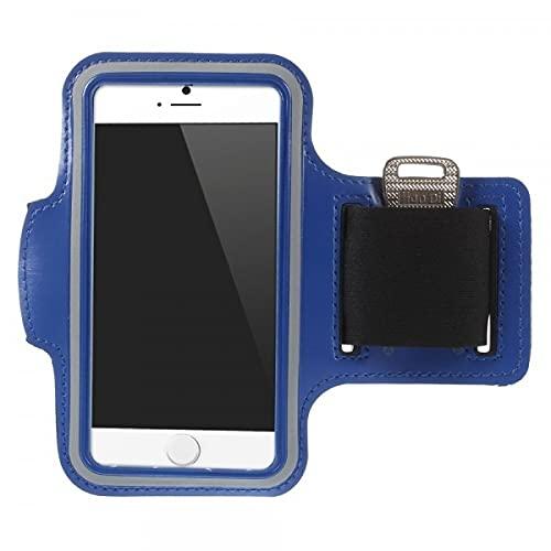 Cover-Discount Universal - Custodia per Cintura Sportiva Armand S, Colore: Blu