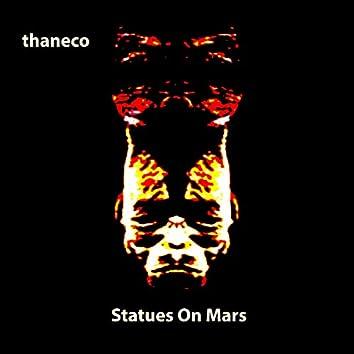 Statues on Mars